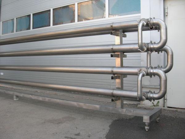 Röhrenkühler - gebraucht von NEUMO