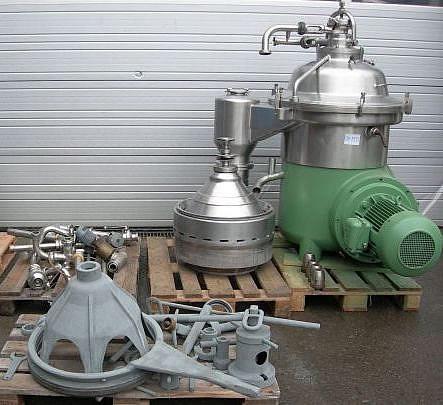 gebrauchter GEA Westfalia Separator SA 60-47-076
