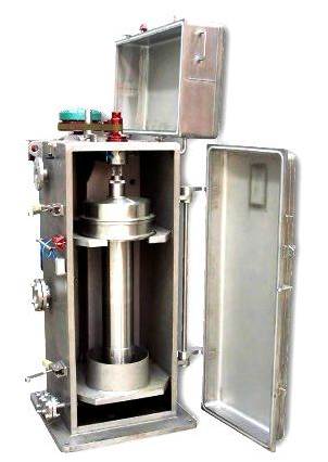 kompakte Labor-Röhrenzentrifuge