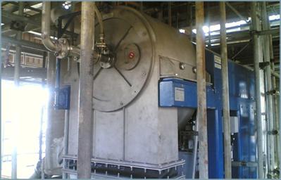 Einsatzgebiet: Chemische Industrie (Zulaufmenge > 90 m³/h)